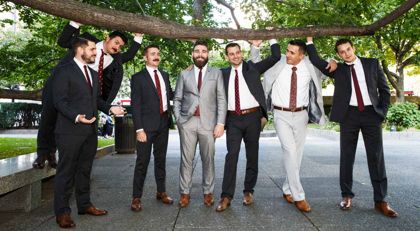 Kosie Designs: Wedding - Paul & Grooms Men